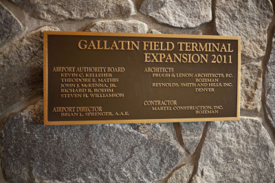 Gallatin International Airport